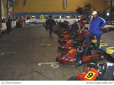 Lap`s Kartcenter in Grimma