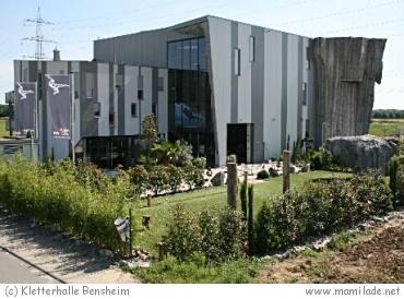 Kletterhalle Bensheim