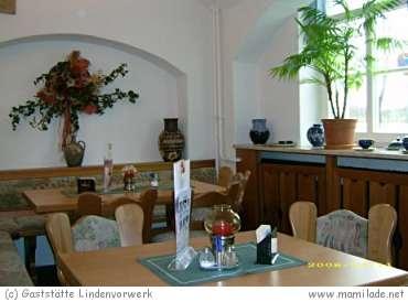 Gaststätte Lindenvorwerk in Kohren-Sahlis
