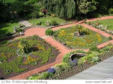 Botanischer Erlebnisgarten Altenburg