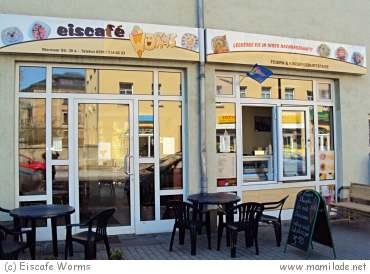 Eiscafé Worms in Dresden