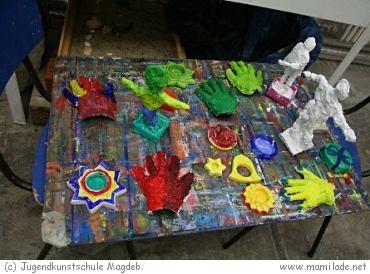 Jugendkunstschule in Magdeburg