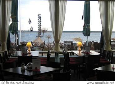 Restaurant Seaview in Bitterfeld