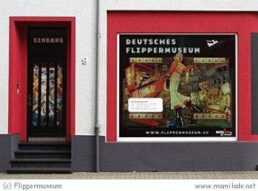 Deutsches Flippermuseum Neuwied