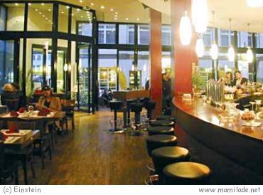 """Restaurant und Café """"Einstein"""" in Koblenz"""