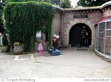 Tierpark in Wittenberg