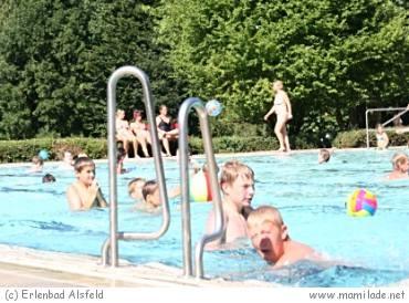Freibad Erlenfeld Alsfeld