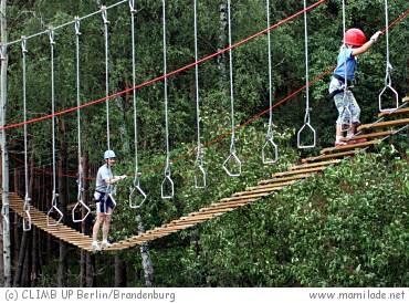 CLIMB UP! - Kletterwald ®