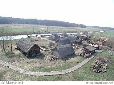 Freilichtmuseum Ukranenland in Torgelow