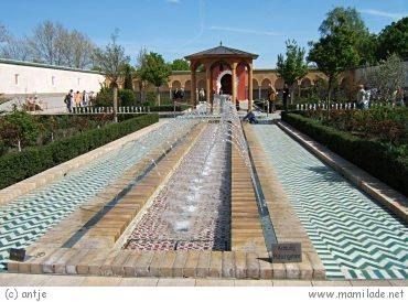 Gärten der Welt im Erholungspark Marzahn in Berlin