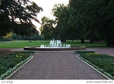 Bürgerpark Berlin