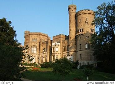 Schloss und Park Babelsberg