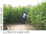 Müritz-Labyrinth in Bollewick