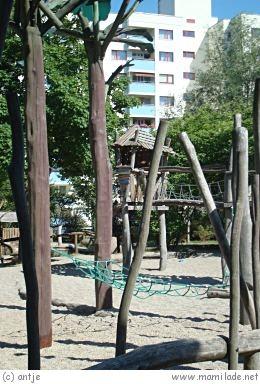 """Spielplatz """"Pippis Welt"""" in Berlin"""