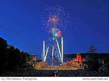 Störtebeker Festspiele in Ralswiek/Rügen