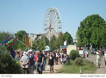 Baumblütenfest Werder