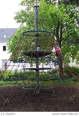 Spielplatz Bad Gandersheim