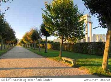 Archäologischer Park Xanten01