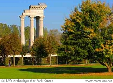 Archäologischer Park Xanten02