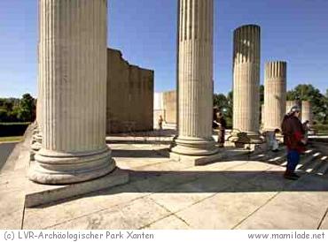 Archäologischer Park Xanten03