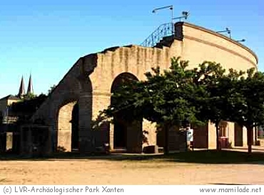 Archäologischer Park Xanten10