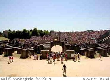 Archäologischer Park Xanten11