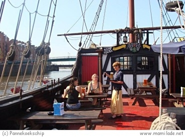 Pannekoekschip