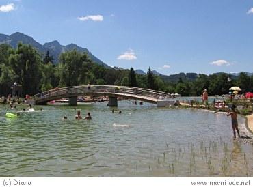 Naturbadeanlage Inzell