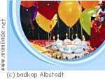 Kindergeburtstag badkap Albstadt