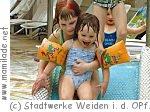 Kindergeburtstag in der Thermenwelt Weiden