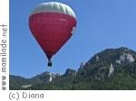 Ballonfahrt Chiemsee