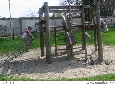 Spielplatz in Laufen