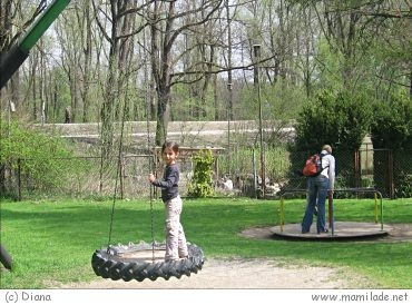 Spielplatz in Tittmoning