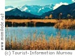 Moos - Rundweg Murnau