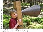 Waldlehrpfad im Münchberger Stadtwald