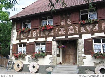 Haustierhof Reutemühle