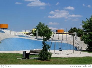 Spielplatz Burghausen