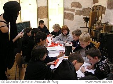 Deutsches Apotheken-Museum in Heidelberg