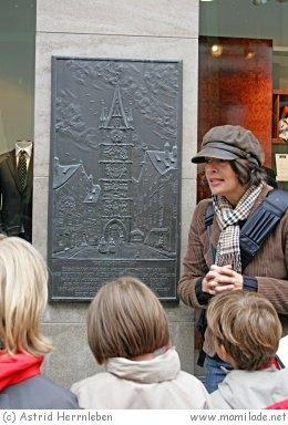 Stadtführungen durch München mit den Stadtdetektiven