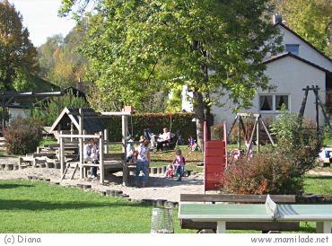 Spielplätze in Traunstein