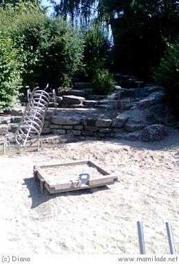 Spielplatz in Waging