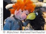 """Marionettentheater München """"Die kleine Hexe"""""""