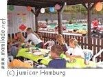 Kindergeburtstag am Verkehrsübungsplatz jumicar Hamburg