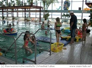 Meerwasserschwimmhalle Ostseebad Laboe
