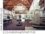 Schifffahrtsmuseum in Kiel