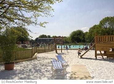 Freibad Dulsberg im BeachCenter Hamburg