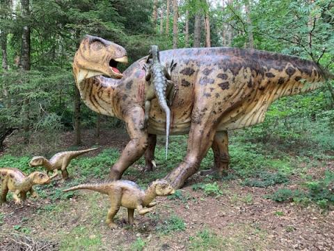 Dinopark Münchenhagen