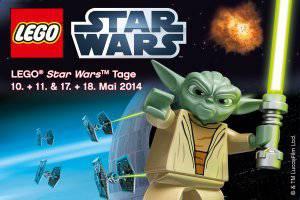 LEGO® STAR WARS ™ Tage (c) TM Lucasfilm Ltd.