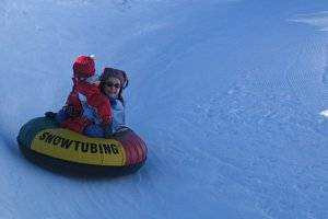 Snowtubing in Altenberg-Schellerhau (c) Adriana