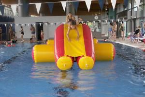 Kindergeburtstag im aqua riese (c) FREIZEIT GMBH Bad Staffelstein